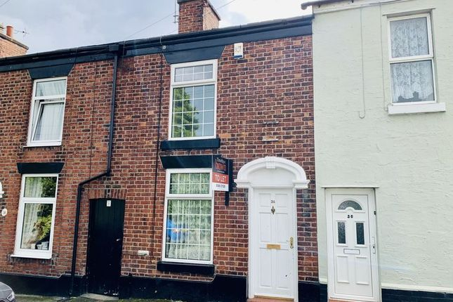 Thumbnail Terraced house to rent in West End Cottages, Congleton