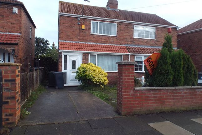 2 bed semi-detached house to rent in Dinsdale Avenue, Wallsend
