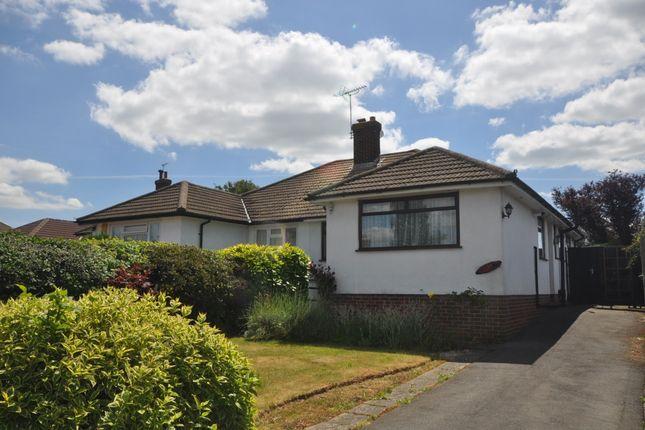 Thumbnail Semi-detached bungalow to rent in Stacklands Close, West Kingsdown, Sevenoaks