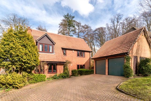 Thumbnail Detached house for sale in Beechwood Park, Felden, Hemel Hempstead