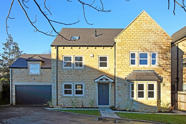 Thumbnail Detached house for sale in Grange Manor, Middlestown, Wakefield