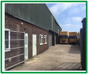 Thumbnail Warehouse to let in Bumpers Way, Chippenham