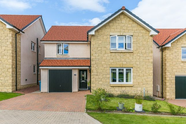Thumbnail Detached house for sale in Cadwell Gardens, Gorebridge