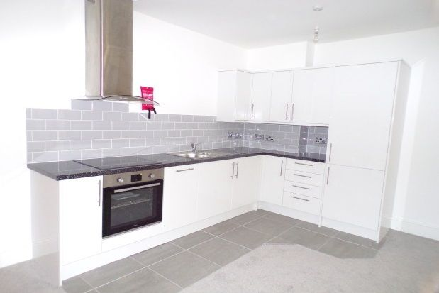 Thumbnail Flat to rent in Flat 3, Market Street, Rugby