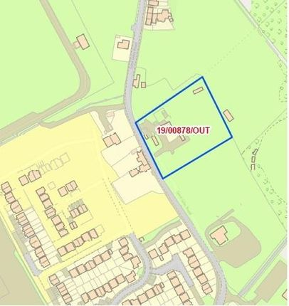 Thumbnail Land for sale in St. Giles Road, Halifax