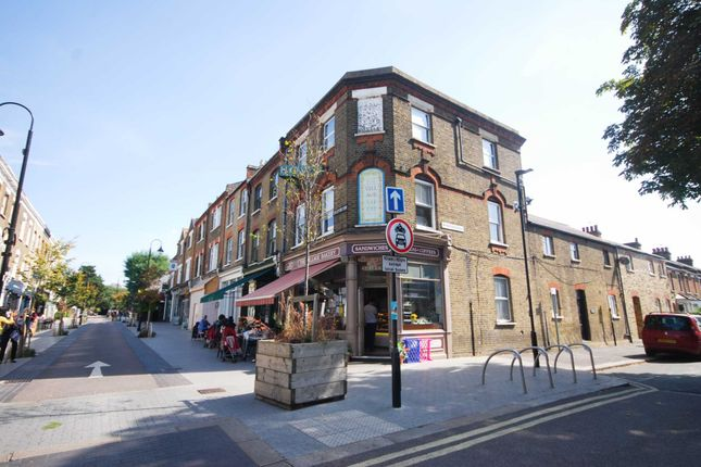 Thumbnail Flat to rent in Orford Road, London