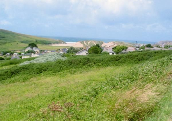 Thumbnail Land for sale in Holywell Bay, Newquay
