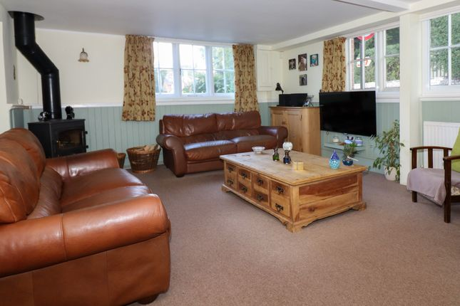 3 bed semi-detached house for sale in Station Road, West Meon, Petersfield GU32