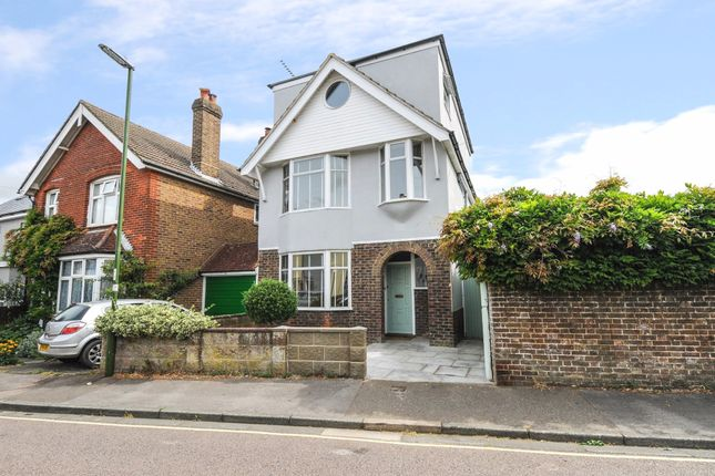 Thumbnail Detached house for sale in Whyke Lane, Chichester