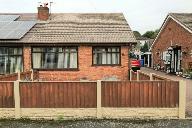 2 bed bungalow for sale in Rostherne Close, Warrington, Cheshire WA5