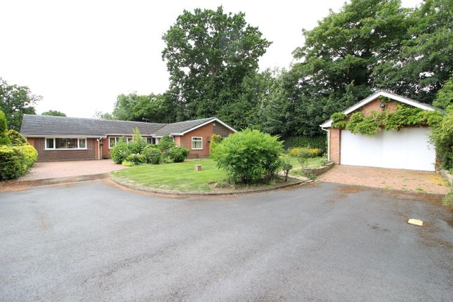 Thumbnail Detached bungalow for sale in Woodcroft Close, Blackwell