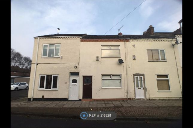Thumbnail Terraced house to rent in Hallifield Street, Stockton-On-Tees