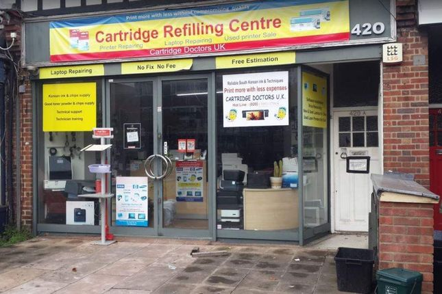 Retail premises for sale in London SW14, UK