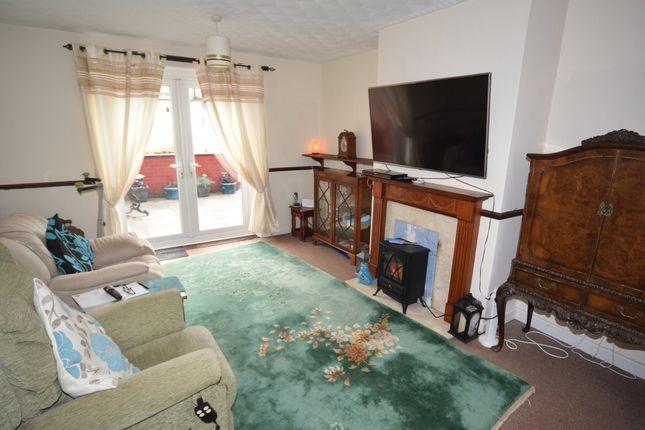 Lounge of Cote Ley Crescent, Walney, Barrow-In-Furness LA14