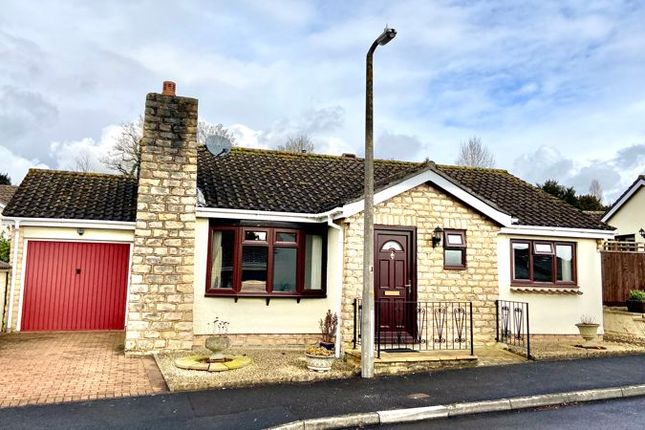 Thumbnail Detached bungalow to rent in Long Barrow Road, Calne