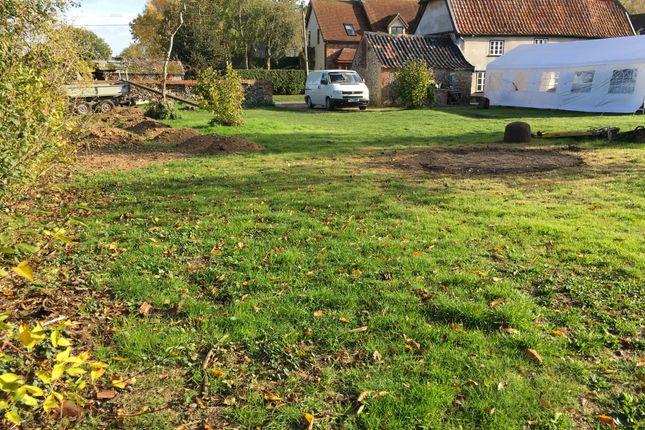 Thumbnail Land for sale in Blacksmith Lane, Barnham, Thetford
