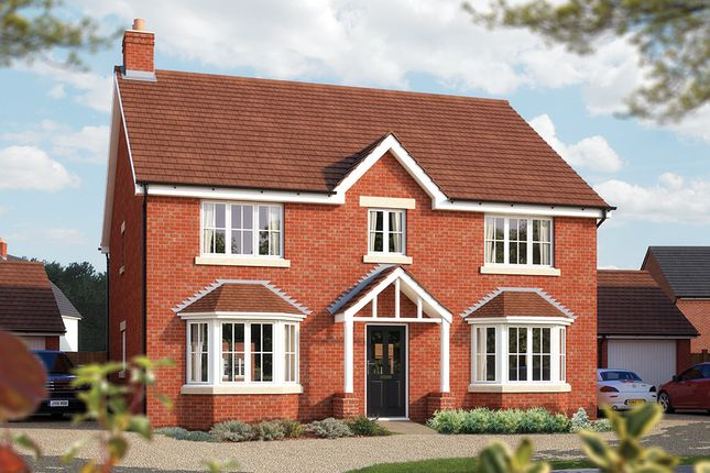 "Thumbnail Detached house for sale in ""The Winchester"" at Holden Close, Biddenham, Bedford"