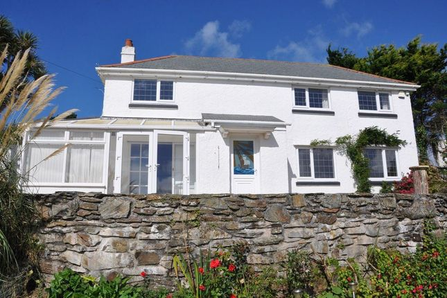 Thumbnail Detached house to rent in Polkirt Hill, Mevagissey, St. Austell