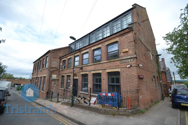 Thumbnail Flat for sale in Wycliffe Street, Nottingham