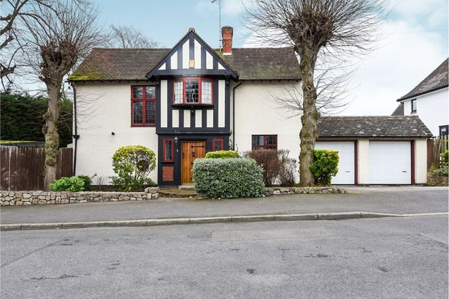 Thumbnail Detached house for sale in Beech Walk, Littleover, Derby