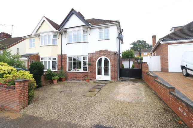 3 bed semi-detached house for sale in St. Marys Avenue, Rushden