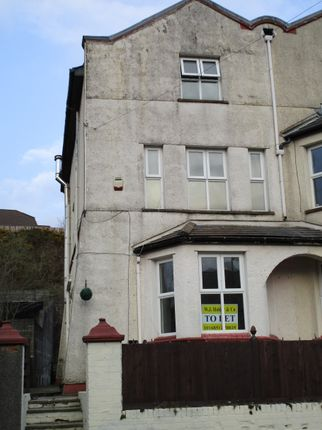 Thumbnail Semi-detached house to rent in High Street, Rhymney