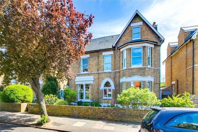 Thumbnail Flat for sale in Fabyc House, Cumberland Road, Richmond, Surrey