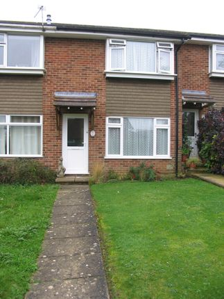 Thumbnail Terraced house to rent in Buckhurst Close, Lewes