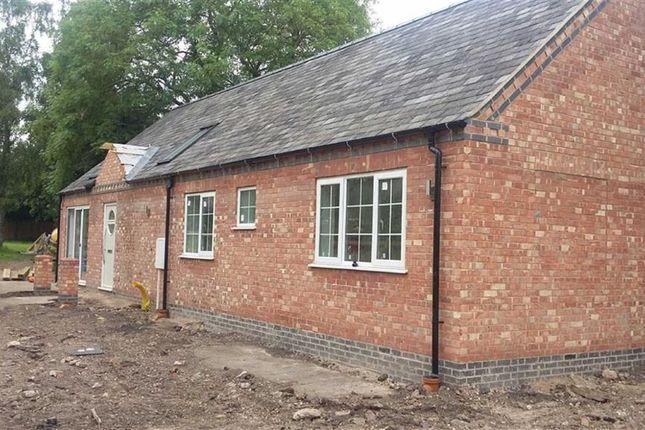 Thumbnail Detached bungalow for sale in Nethergate, Clifton Village, Nottingham