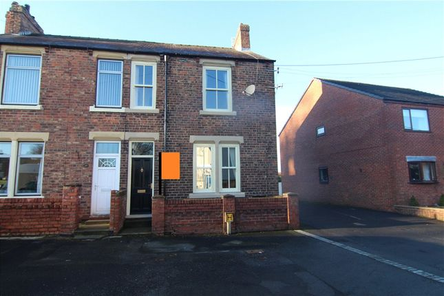 3 bed end terrace house for sale in The Green, Old Cornforth, Ferryhill DL17