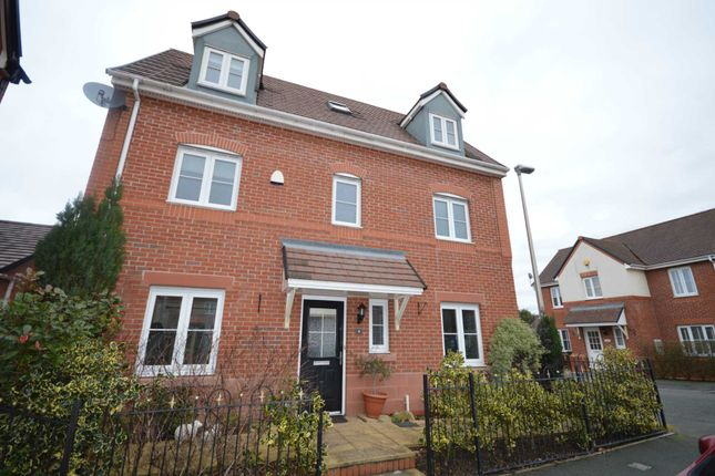 Thumbnail Detached house for sale in Hesketh Way, Bromborough, Wirral