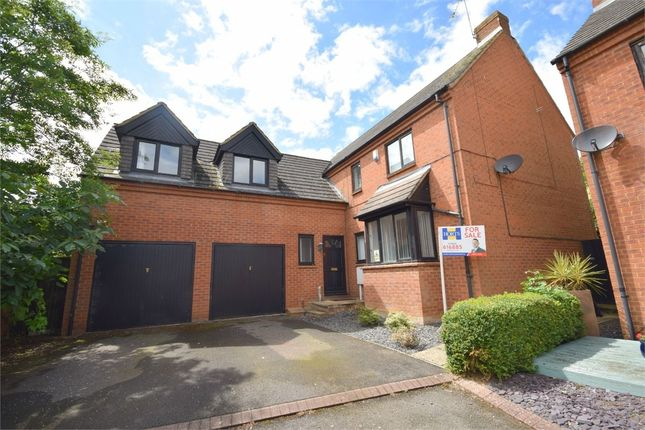 Thumbnail Detached house for sale in High Street, Roade, Northampton
