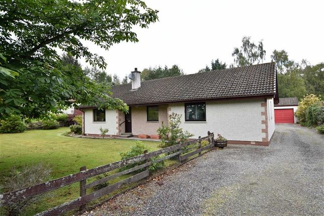 Thumbnail Detached bungalow for sale in Muir Of Ord