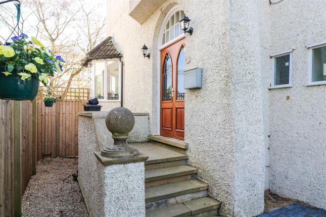 Front Exterior of St. Christophers Home, Abington Park Crescent, Abington, Northampton NN3