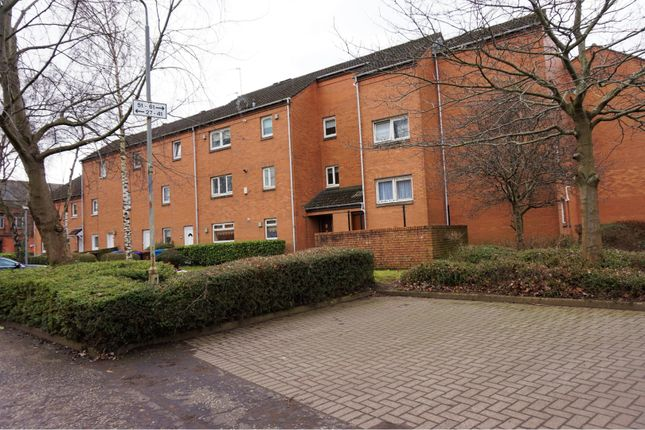 Thumbnail Flat for sale in 61 Merryland Place, Glasgow