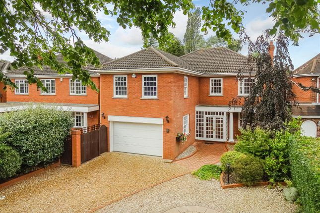Thumbnail Detached house for sale in Mirfield Road, Solihull