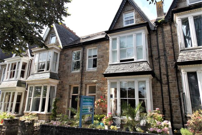 Thumbnail Town house for sale in Alexandra Road, Penzance