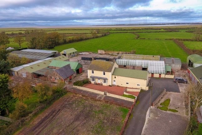 Thumbnail Land for sale in West Farm, Newton Arlosh, Wigton, Cumbria