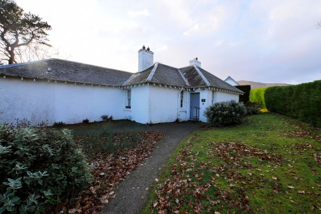 Thumbnail Bungalow to rent in Grange Dell Lodge, Near Penicuik, Midlothian