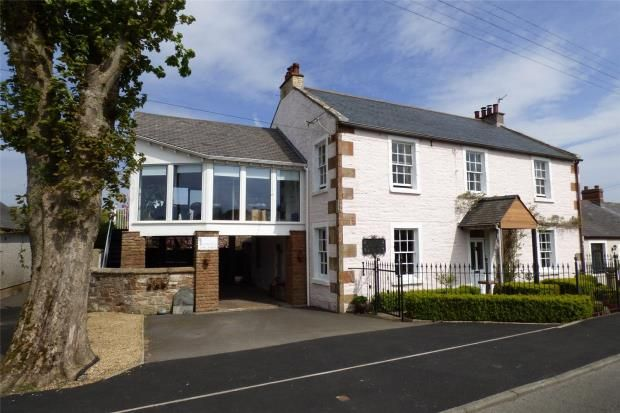 Thumbnail Detached house for sale in Solway House, Rigg, Gretna, Dumfriesshire