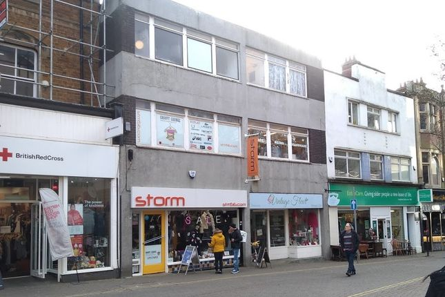 Thumbnail Retail premises for sale in Gold Street, Kettering