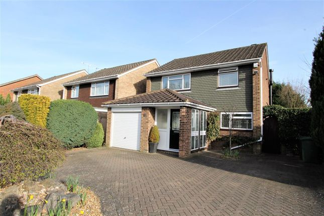 Thumbnail Detached house for sale in Lombardy Close, Hemel Hempstead