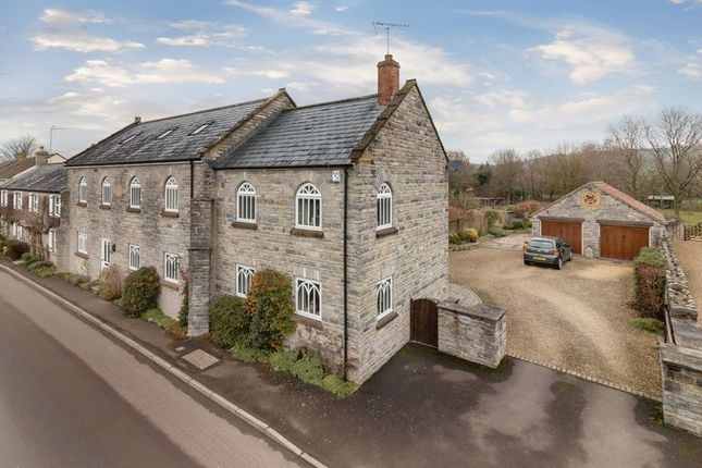 Thumbnail Semi-detached house for sale in Compton Street, Compton Dundon, Somerton