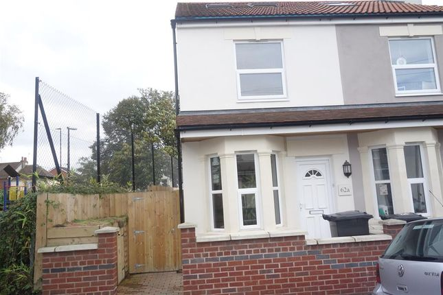 Thumbnail End terrace house for sale in Greenbank Avenue West, Bristol