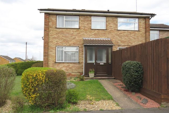 Thumbnail Detached house for sale in Byron Crescent, Rushden