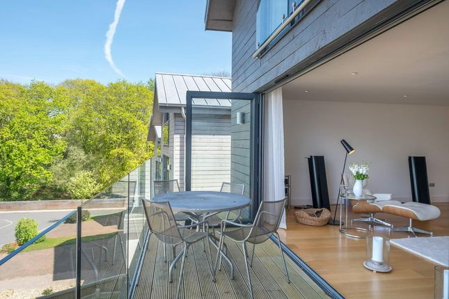 Thumbnail Detached house for sale in Solent Lawns, Gurnard, Cowes