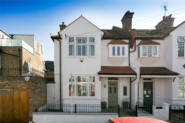 Thumbnail Semi-detached house for sale in Alfriston Road, London