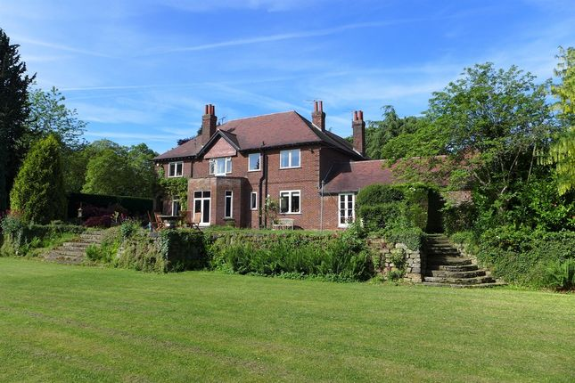 Thumbnail Detached house for sale in Palace Road, Ripon