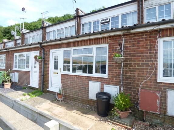 Terraced house for sale in Park Drive Close, Denton, East Sussex
