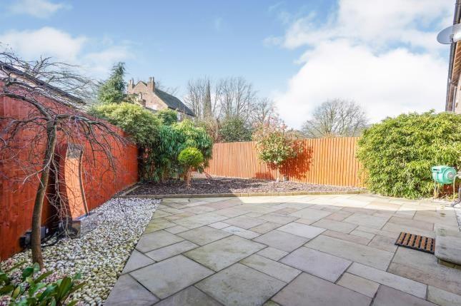 Rear External of Mill Weir Gardens, Sefton Village, Liverpool, Merseyside L29